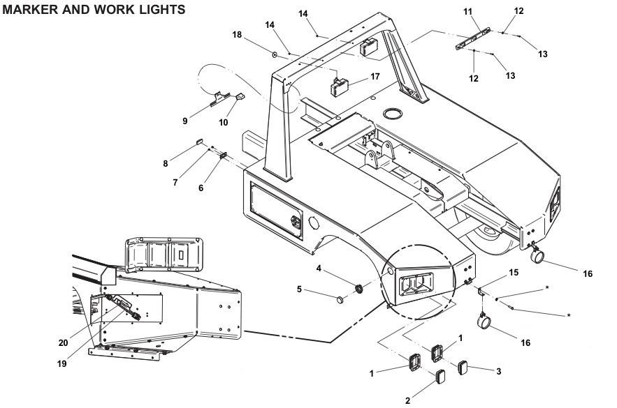 parts manuals century, holmes, jerr dan \u0026 more zip\u0027s Muncie PTO Part Diagrams