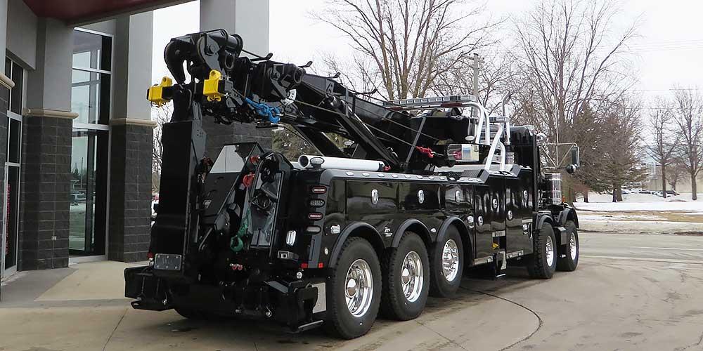 2015 Century 1075s Rotator Heavy Duty Wrecker Kenworth