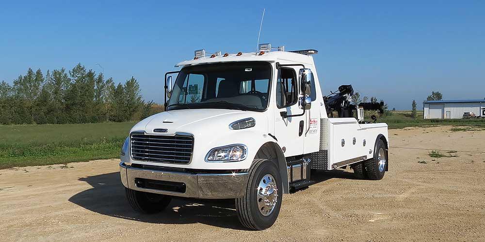 2016 Century 3212-CX Medium Duty Wrecker, Freightliner M2 Extended