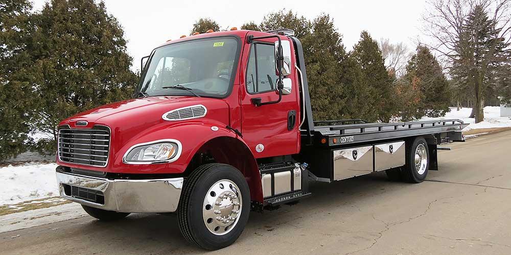 2016 Century 21' Steel LCG™ Car Carrier, Freightliner M2 ...