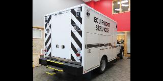 zips road service body ford   super duty