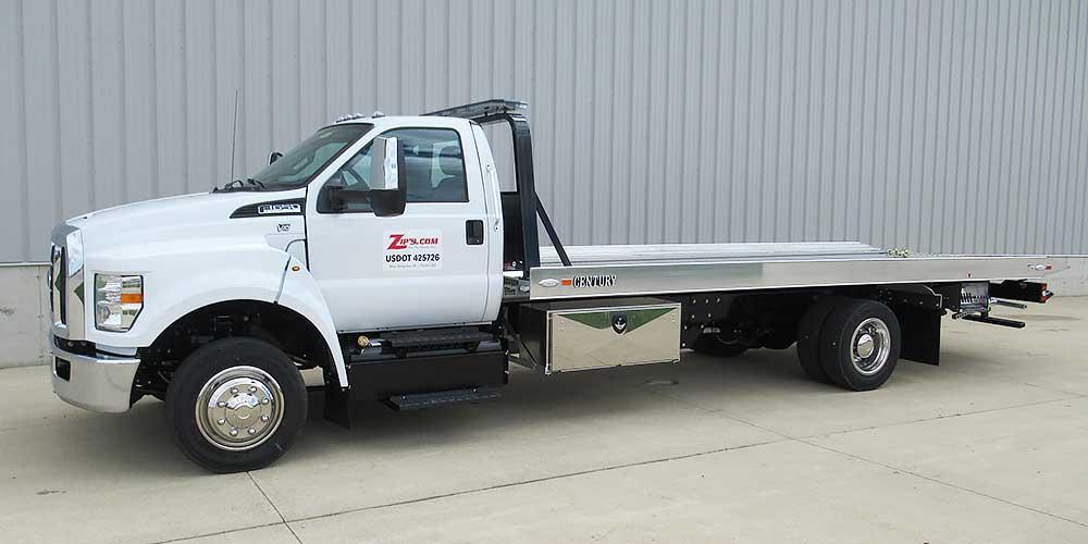 century   aluminum car carrier ford   super
