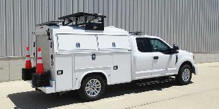 knapheide kuv utility body ford