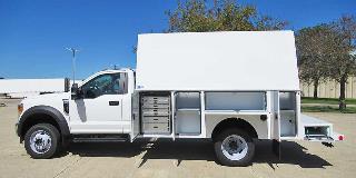 warner select ii service body ford
