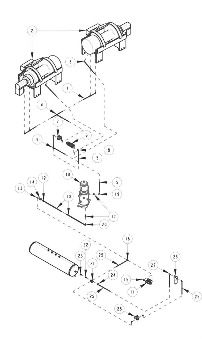 Winch Solenoid Valve Wiring Diagram