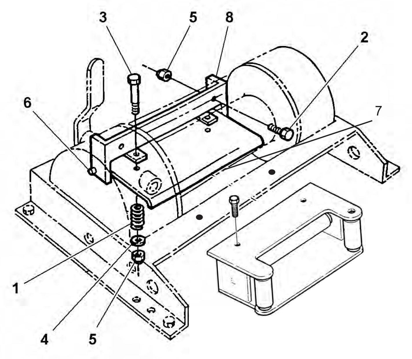 Old Ramsey Winch Switch Wiring Diagram Auto Electrical Warn M12000 Fashioned Motif