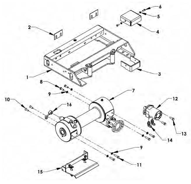 ramsey wiring diagram ramsey h 400 winch group ramsey rep 8000 wiring diagram ramsey h 400 winch group