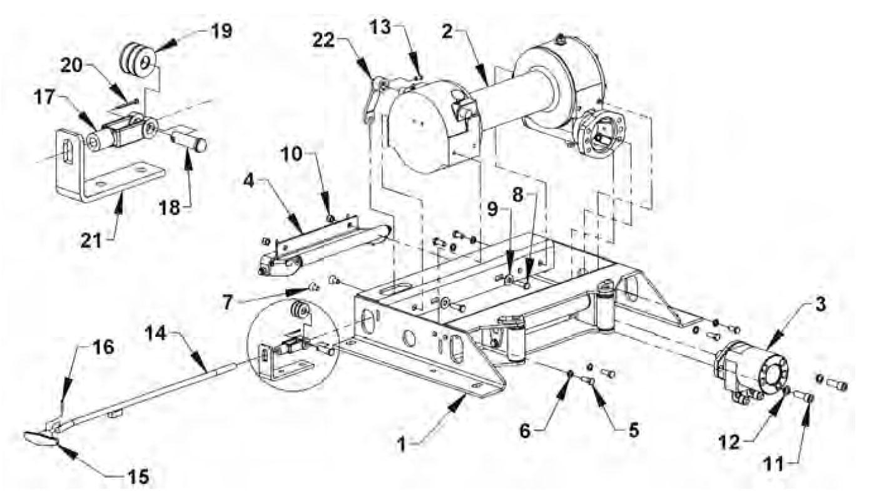 12 volt winch wiring diagram for a csi 1200 wiring diagram