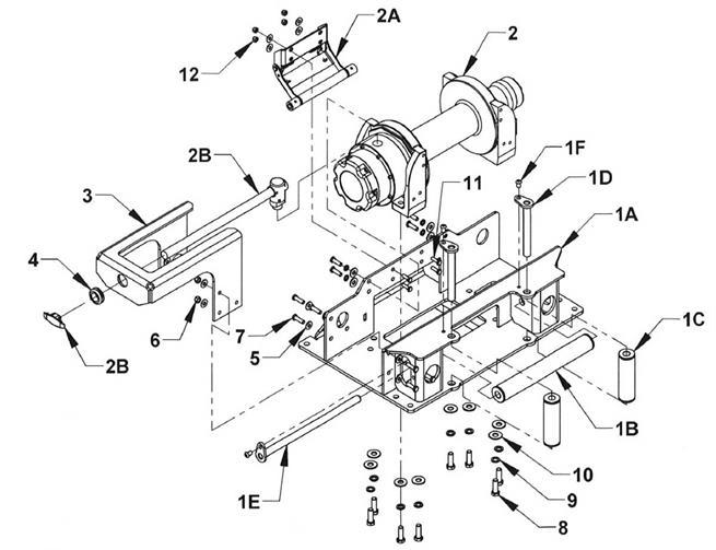 X8000i Parts