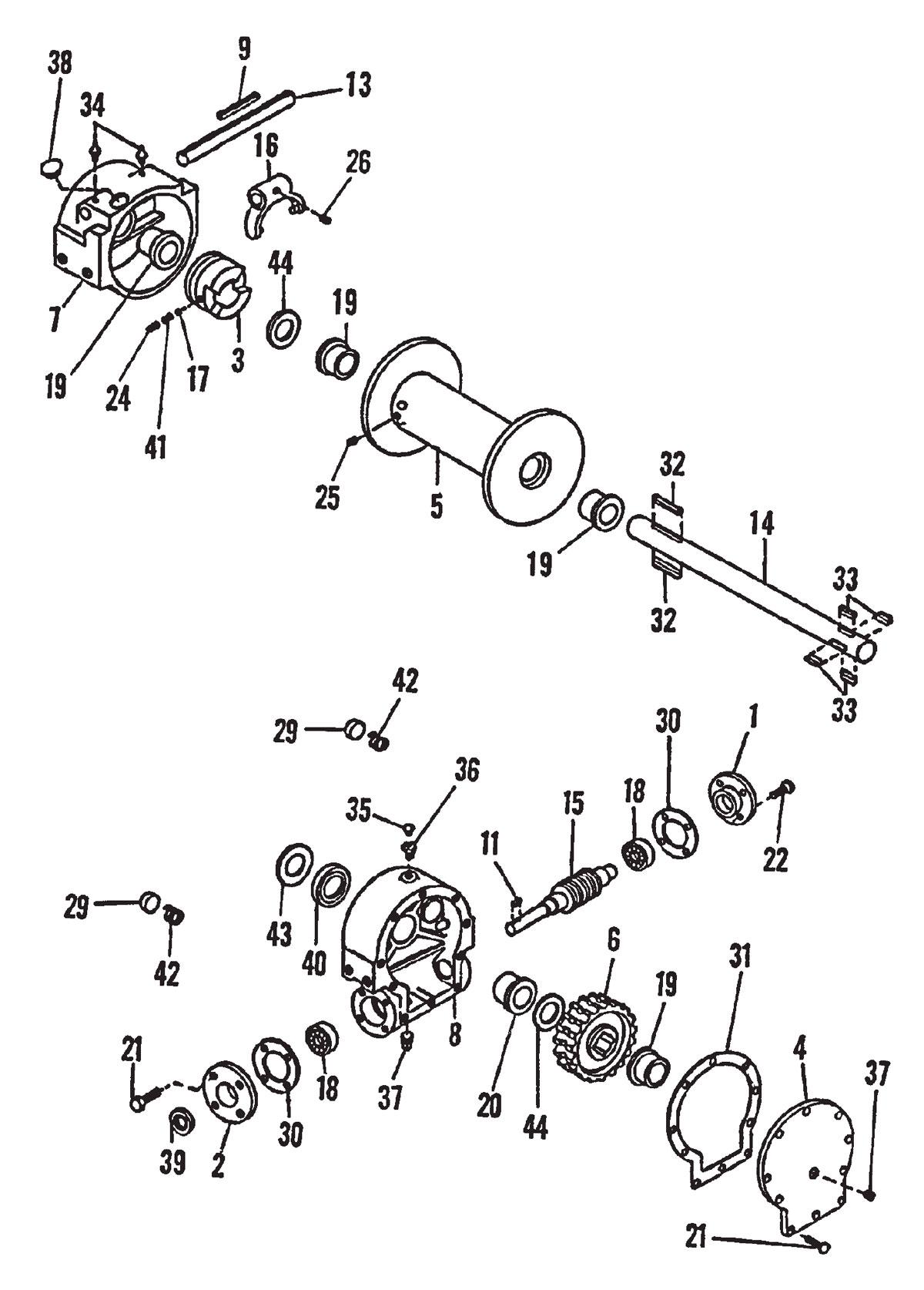 Wiring Ramsey Diagram Winch Dcs 200r - Dolgular.com