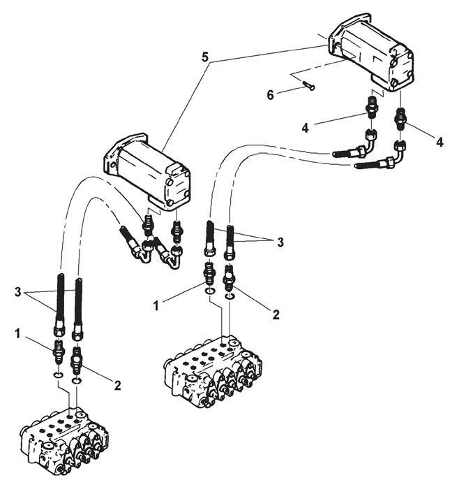 Winch Motor Hydraulics