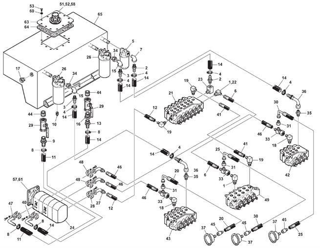 Pump Valve Filter Hydraulics