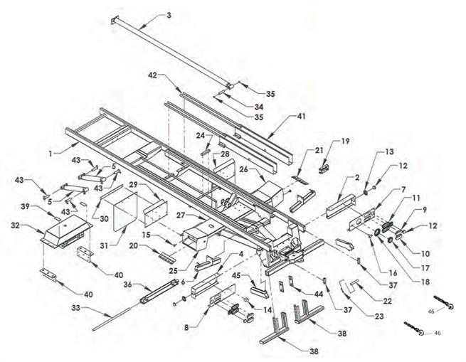 Tilt Frame Assembly