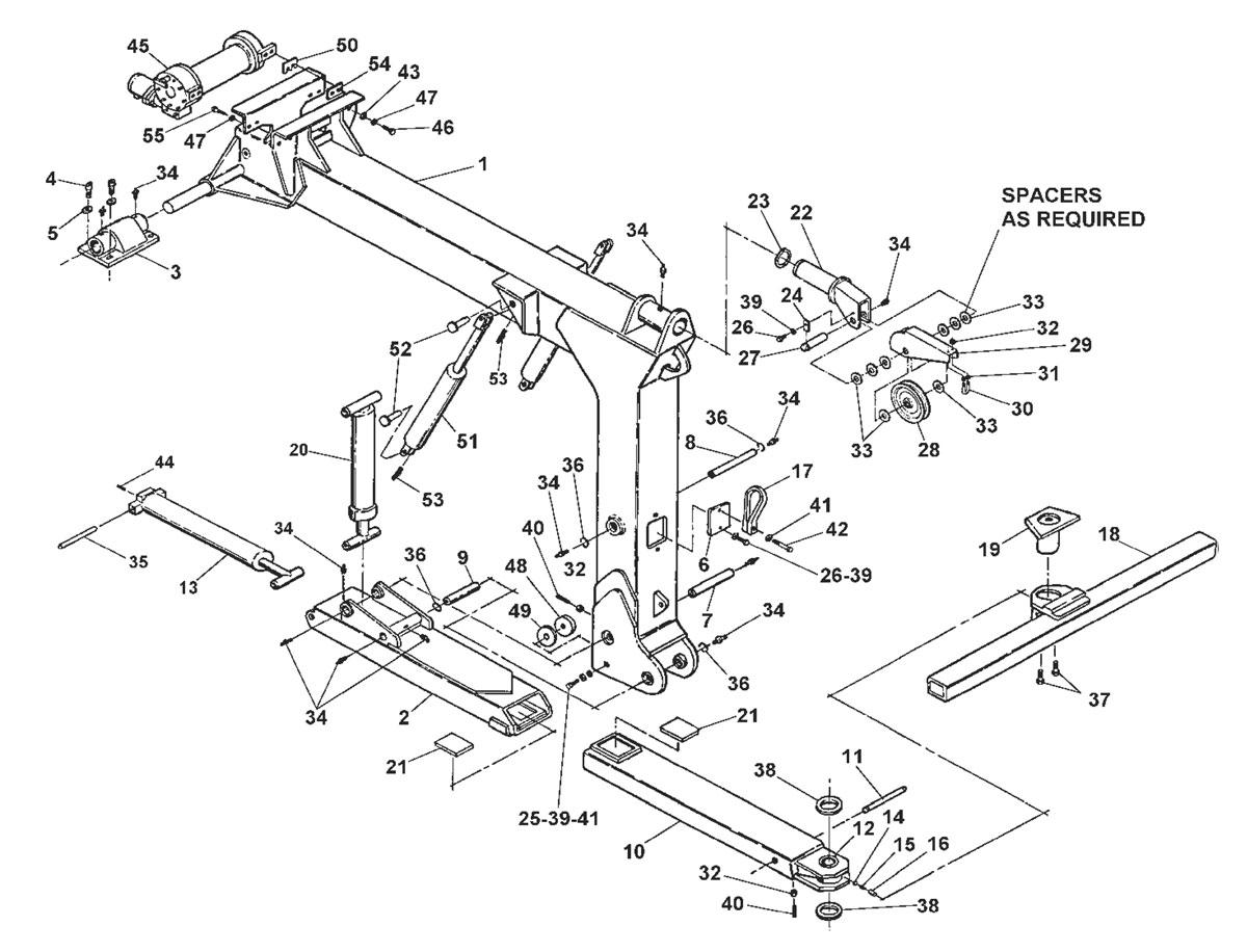 braden winch wrecker diagram auto electrical wiring diagram u2022 rh 6weeks co uk