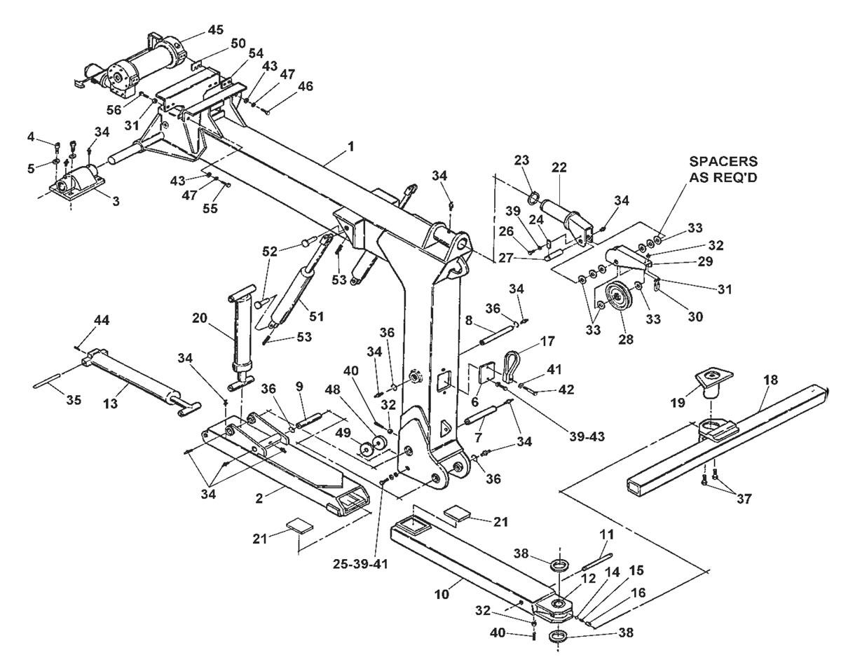 12 000 Lb Badlands Winch Wiring Diagram Badland Wireless