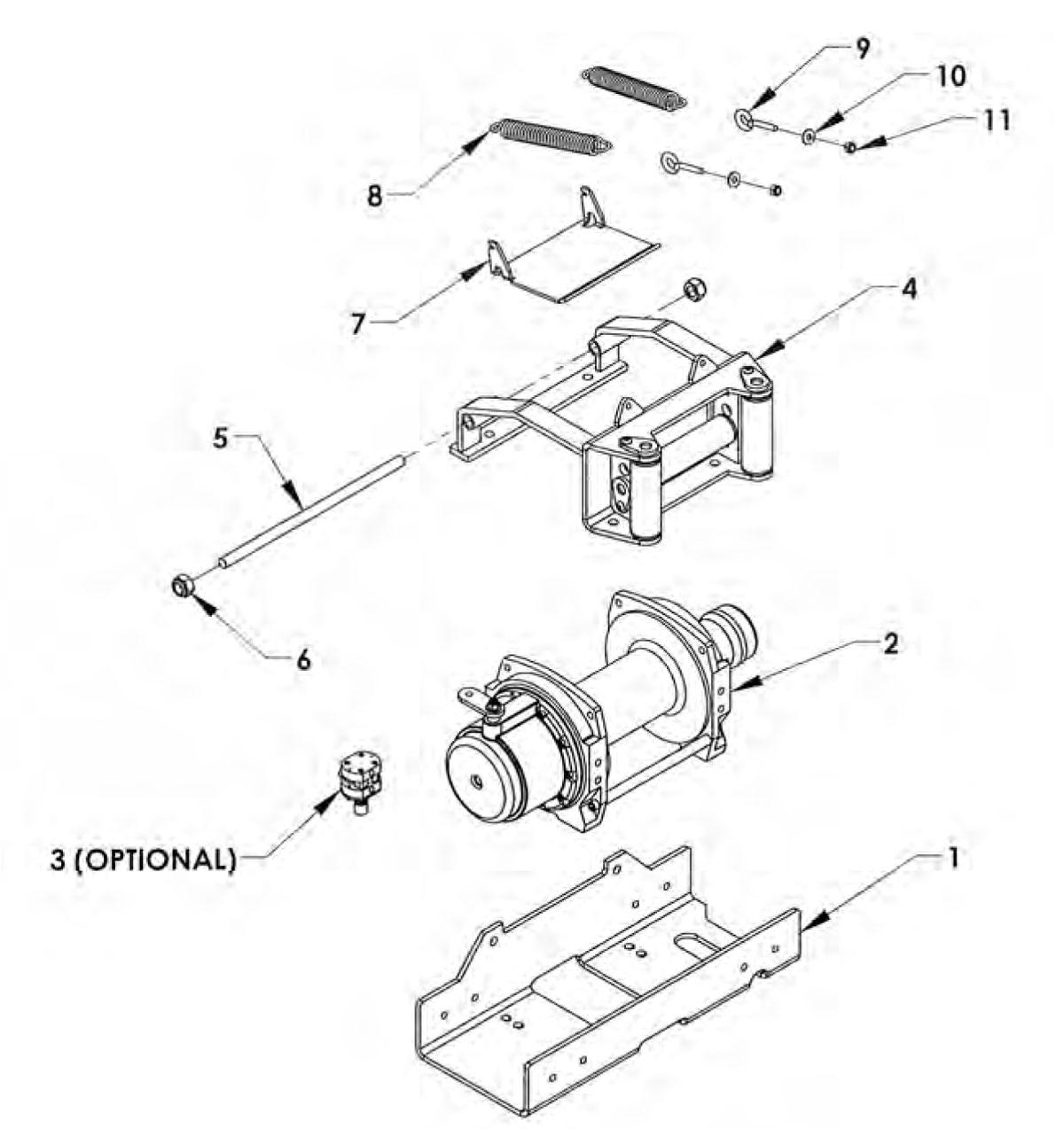 badland winches 2000 lb winch wiring diagram