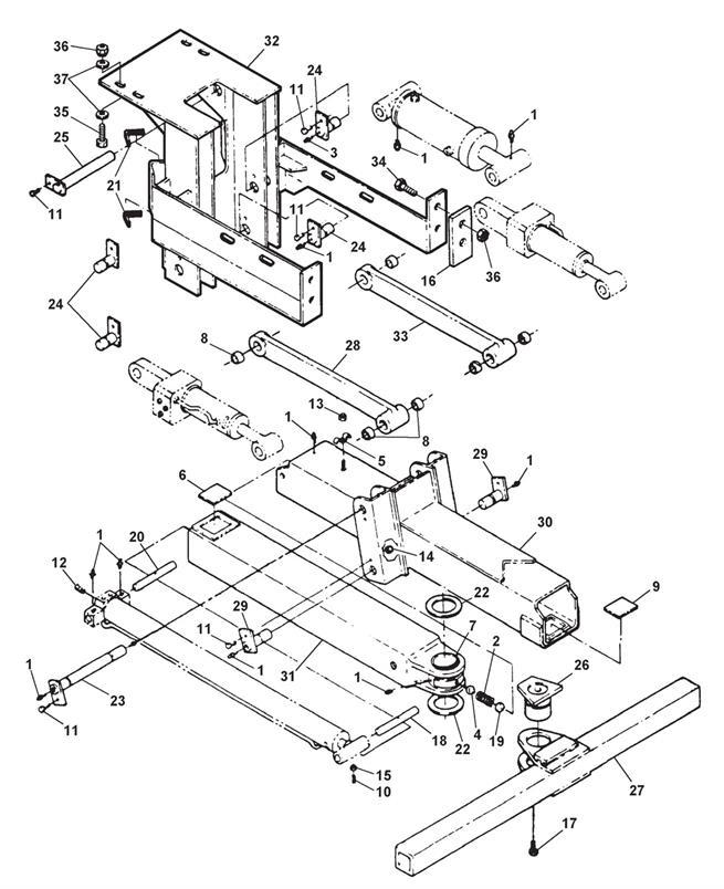 wessex lift wiring diagram