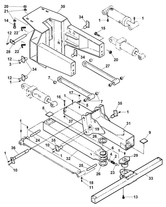 dft 650 wheel lift assembly rh zips com