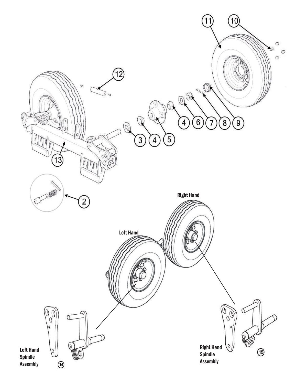 Car Dolly Wiring Diagram : Tow dolly parts diagrams wiring diagram