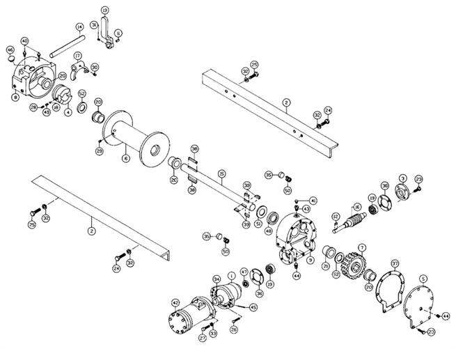 Old Ramsey Winch Wiring Diagram Com