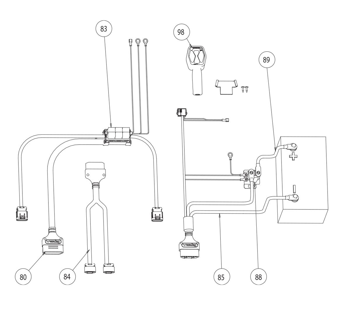 Snowdogg Plow Wiring Diagram Trusted Diagrams M75 Harness Ex 80 Free Vehicle U2022 Meyer Dodge