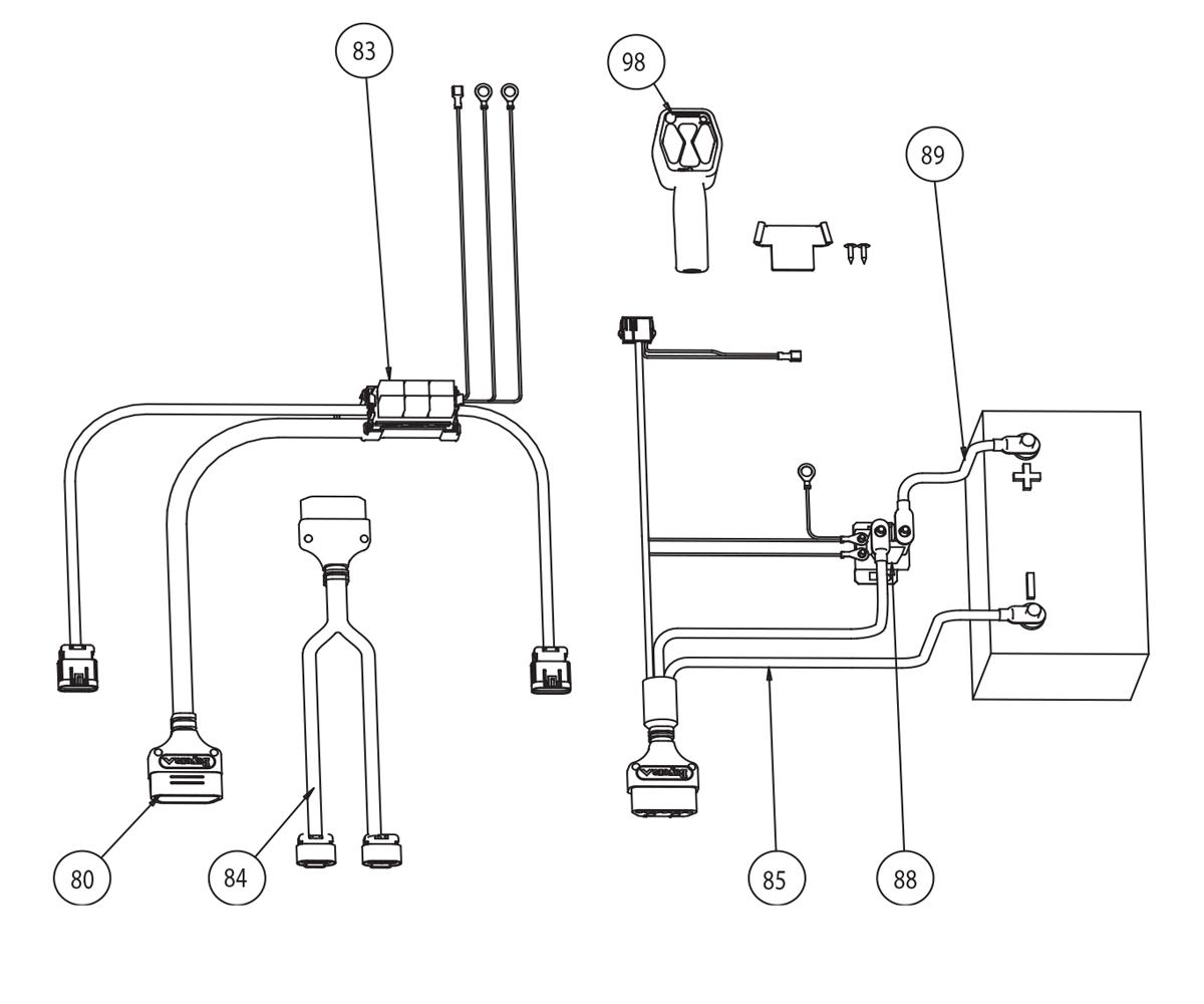 ex 80 wiring diagram snowdogg