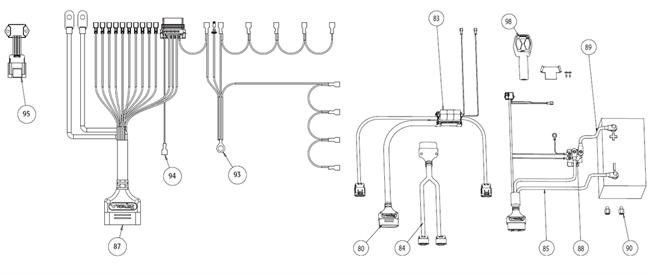 snowdogg wiring diagram wiring diagram u2022 rh msblog co SnowDogg EX75 Wiring SnowDogg Pump Wiring Diagram