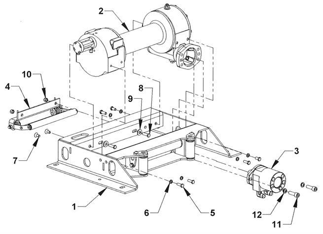 Eaton 13 Speed Air Line Diagram