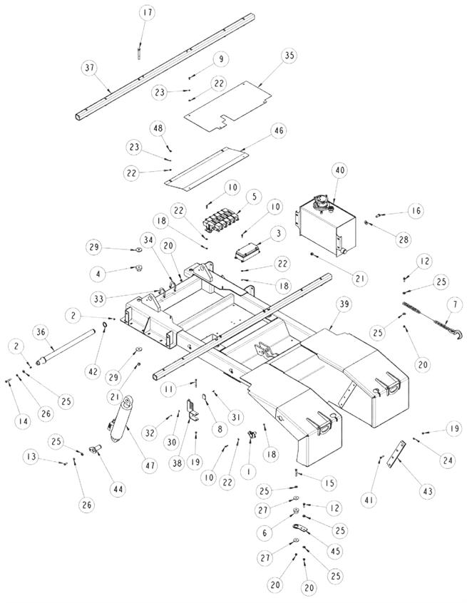 810 Power Tilt Subframe Assemblyvulcan Hydraulic Wiring Diagram 11: Fiat Idea Wiring Diagram At Nayabfun.com