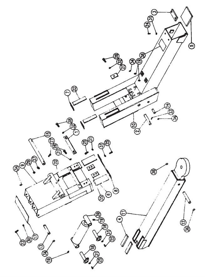 Underlift Assembly