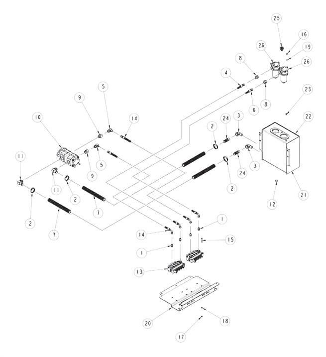 Pump, Valve, & Filter Hydraulics