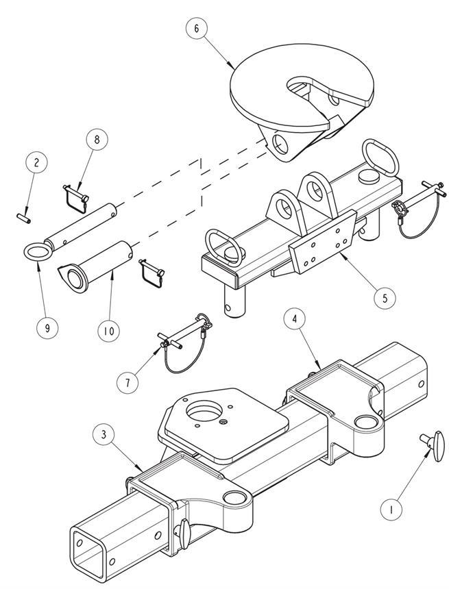 5th Wheel Adapter