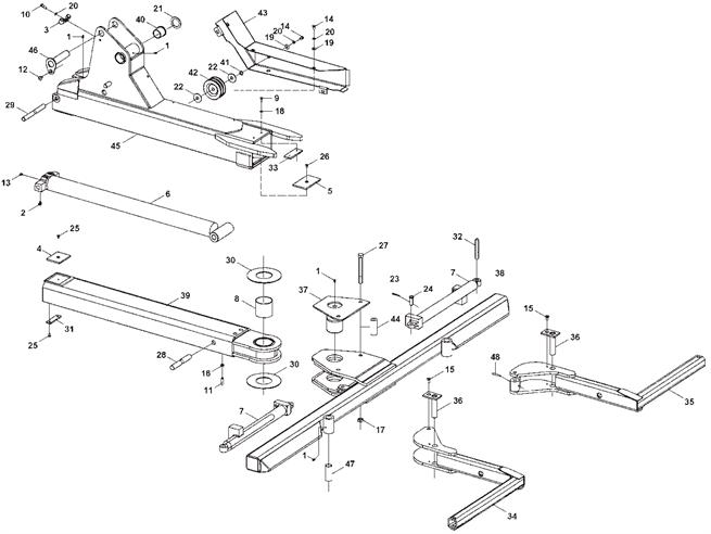 Vulcan 810 Intruder Wiring Diagram : 34 Wiring Diagram